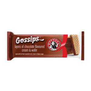 Bakers Gossips Chocolate Bis cuits 100g