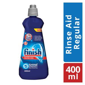 Finish Rinse Aid Regular 400ml