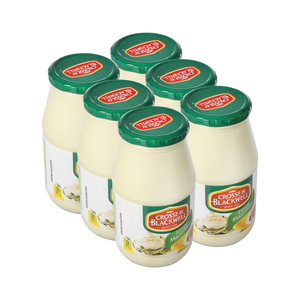 Crosse & Blackwell Rich Creamy & Tangy Mayonnaise 750g x 6