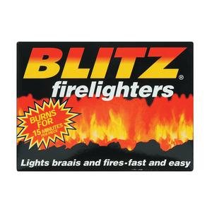 Blitz Firelighters 12s