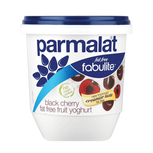 Fabulite Blackcherry Fruit Yoghurt 1kg