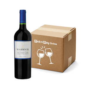Warwick First Lady Cabernet Sauvignon 750ml x 6