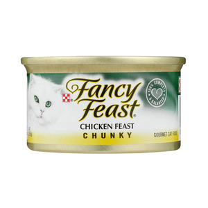 Fancy Feast Catfood Chunky Chick 85g