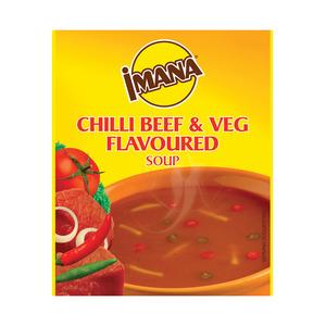 Imana Premium Chilli And Vegetable So up 60g