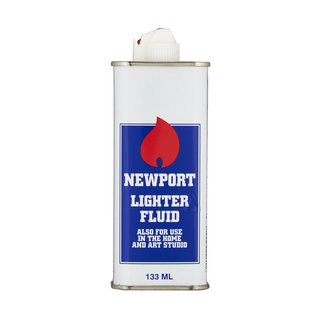 Newport Lighter Fluid 133ml x 6