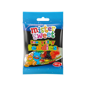 Mister Sweet Bag Tiny Tiny T eddi 60 GR