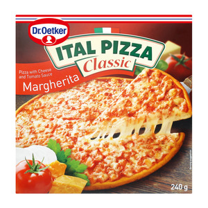 Frozen Margherita Pizza