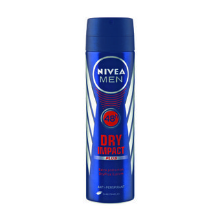 Nivea Dry Impact Spray 150ml x 6