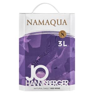 Namaqua Johannisberger Red 3 l x 4