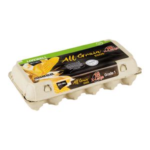 PnP Extra Large Allgain Eggs 18ea