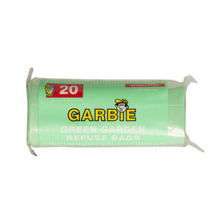 Garbie Strong Garden Refuse Bag Roll 20 x 15