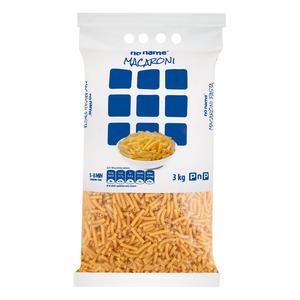 No Name Pasta Macaroni 3kg