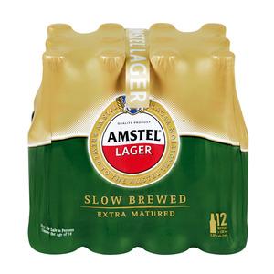 Amstel Carry Pack 330ml 12ea