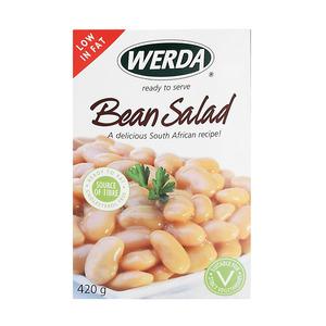 Werda Bean Salad 420g