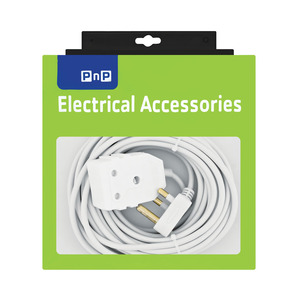 PnP 10m 10A Extension Cord