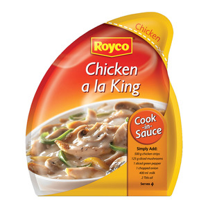 Royco Chicken Ala King Cook In Sauce 54g