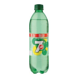 7-up Plastic Bottle 600ml