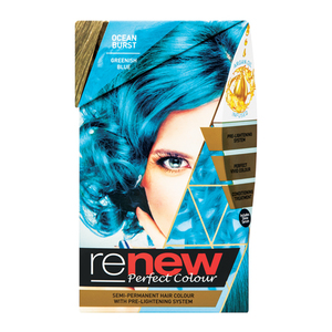 Renew S/perm Hair Colour Ocean Burst
