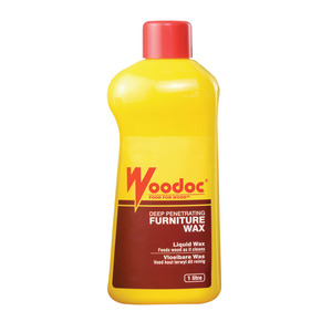 Woodoc Weatherproof Wax 1 Litre