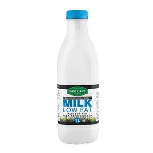 Faircape Ecofresh Low Fat Milk 1 Litre