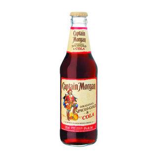 Capt Morgan Spiced Gold & Cola 330 ml