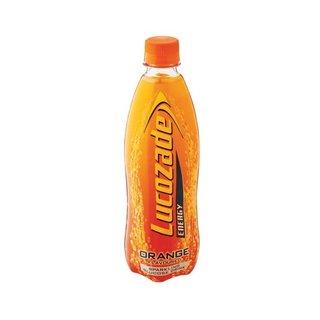 Lucozade Orange 500ml TEST x 4