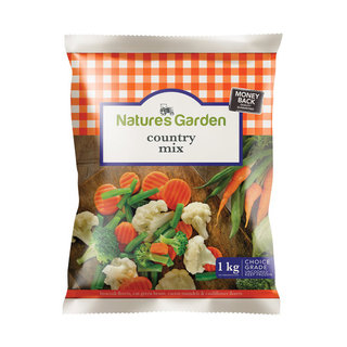 Natures Garden Country Mix 1kg x 12