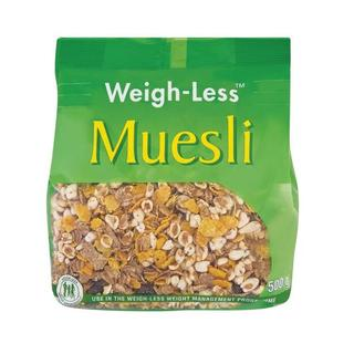 Weigh-less High Bulk Muesli 500g x 24