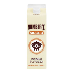 Mageu Cream Mageu No 1 In Carton 1 Litre