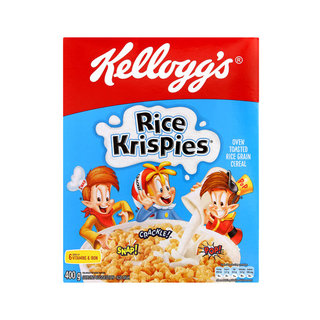 Kellogg's Rice Krispies 400g x 28