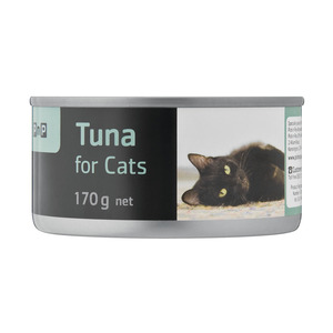 PnP Tuna For Cats 170 GR