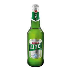 Castle Lite Beer 440ml