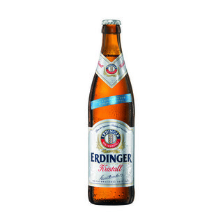 Erdinger Crystal Wheat Clear 500 ml x 12
