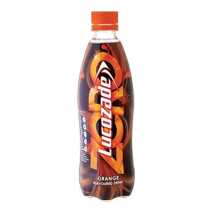 Lucozade Energy Drink Zero Orange 500ml