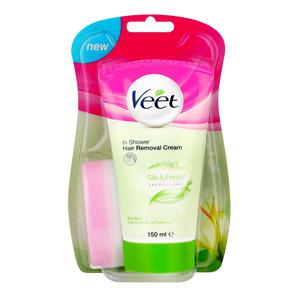 Veet Cream In Shower Aloe 150ml
