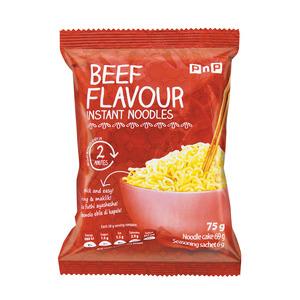 PnP Beef Instant Noodles 75g x 30