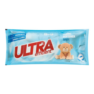PnP Ultra Baby Fabric Softener Refill 500ml