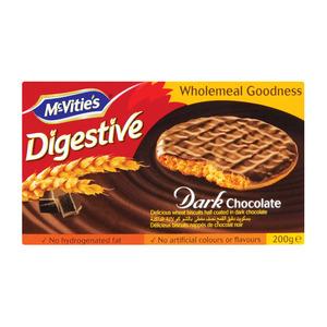 Mc Vities Dark Chocolate Digestive 200g