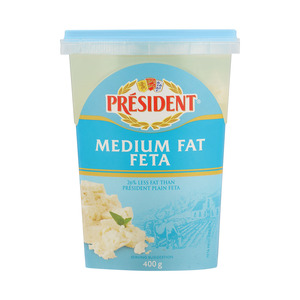 Reduced Fat Feta 400g