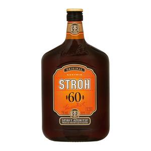 Stroh Rum 60% 750 ml