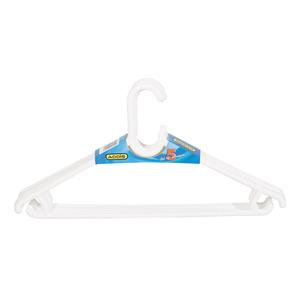 Addis White Unisex Hangers 5