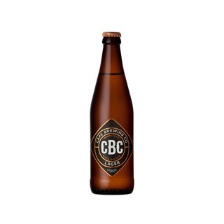 CBC Lager Craft Beer NRB 440 ml x 24