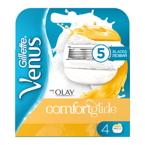 Gillette Venus & Olay Cartridge 4ea