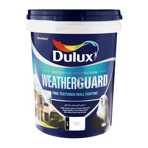 Dulux Weatherguard Brilliant White 20 L