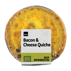 Pnp Quiche Bacon Cheese