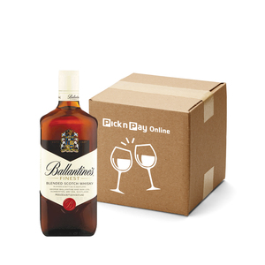 Ballantine's Scotch Whisky 750ml x 12