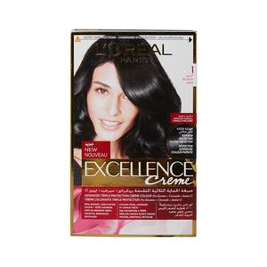Casting Creme Gls Permanent Hair Colour 1 Black
