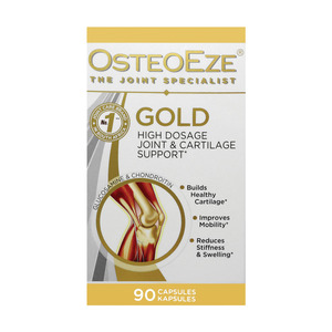 Nativa OsteoEze Gold Capsules 90s