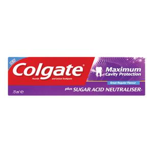 Colgate Sugar Acid Neutraliser Toothpaste 75ml