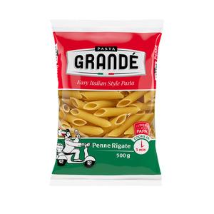 Pasta Grande Penne Rigate 500gr
